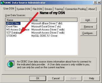 Making a DB Connection Using Service Test 11's Custom Code