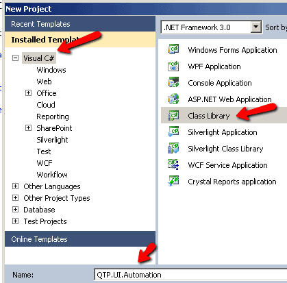 How to Use a NET DLL in QuickTest Professional