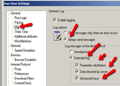 LoadRunner Basics Checklist for VUGEN Web Scripts