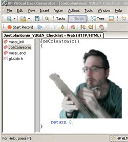 LoadRunner Basics – Checklist for VUGEN Web Scripts post image