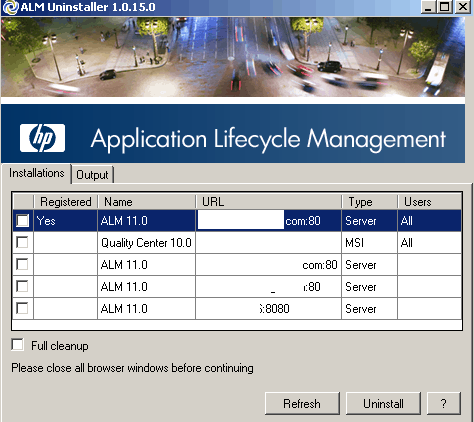 Hp quality center client download
