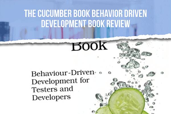 Cucumber BDD Book Review