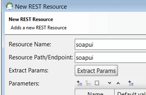 soapUI How to Post JSON to a REST Service