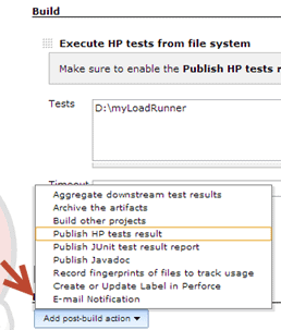 LoadRunner How to Run LR in Jenkins Continuous Integration