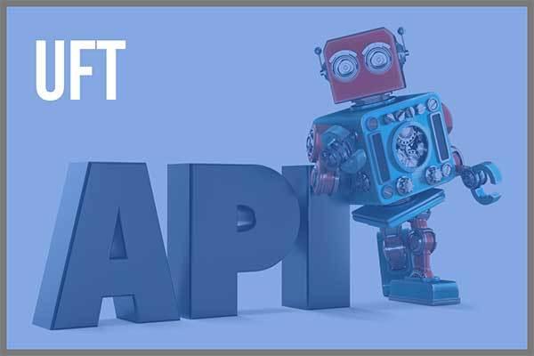 UFT API Cover