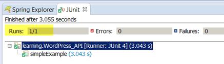 java rest assured sample code