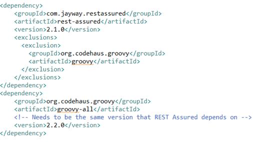 REST Testing with Java - Rest-Assured Quick Start