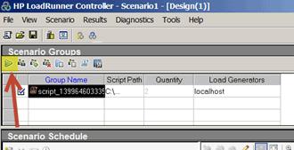 How to run a Selenium Script in LoadRunner