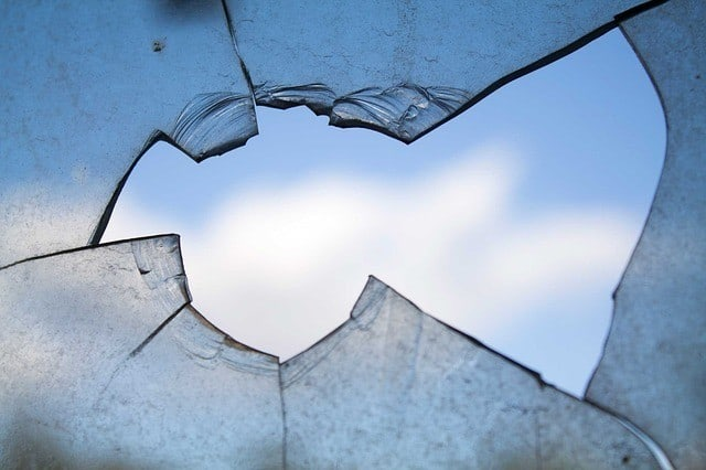 broken window automation code