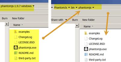How to Install PhantomJS on Windows