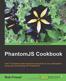 Book Review – PhantomJS Cookbook post image
