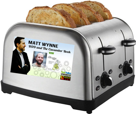 Scrum is not Agile! How to make BDD toast with Matt Wynne post image
