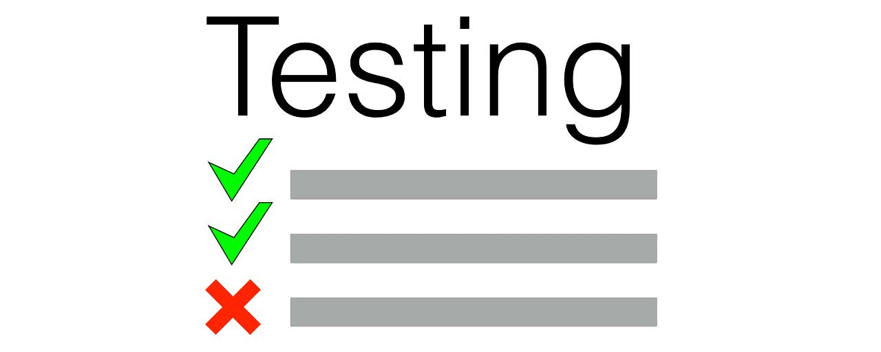 TestingChecking