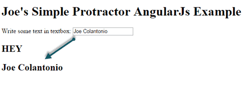 Protractor Automation Testing for Angular
