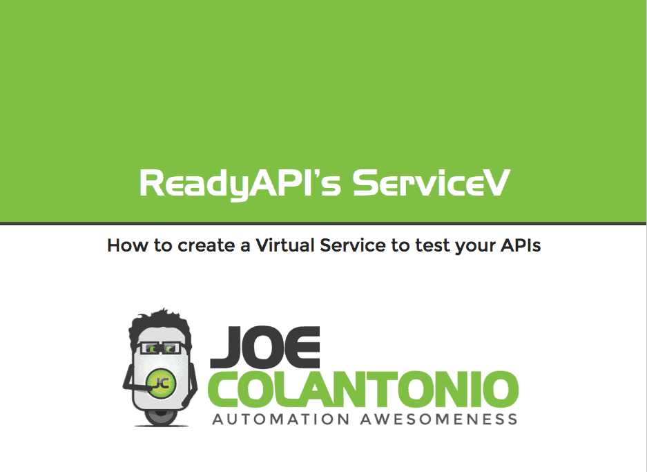 how to create mock service in readyapi