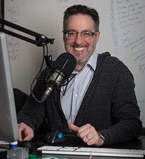Joe Colantonio Podcast Smile