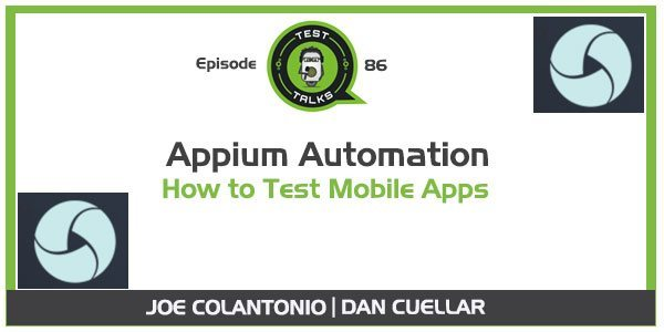 HowToTestAppsWithAppium