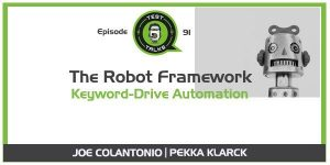 TheRobotFrameworkTestTalks