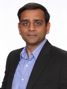 Neeraj Tripathi Headshot