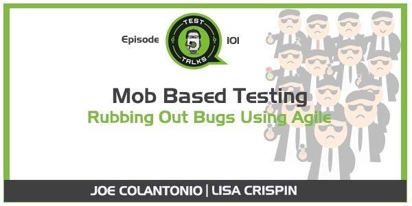 Agile Testing with Lisa Crispin