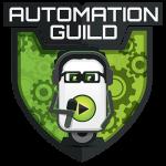 Automation Guild Logo | TestGuild
