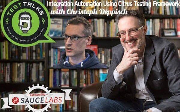 TestTalks Interview