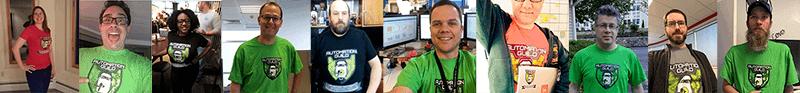 Automation Guild Community Faces