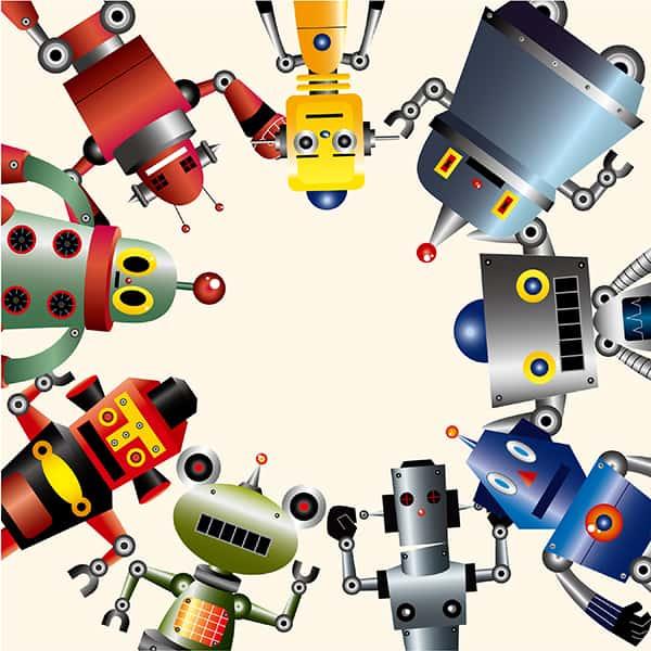 Continuous Testing Robots