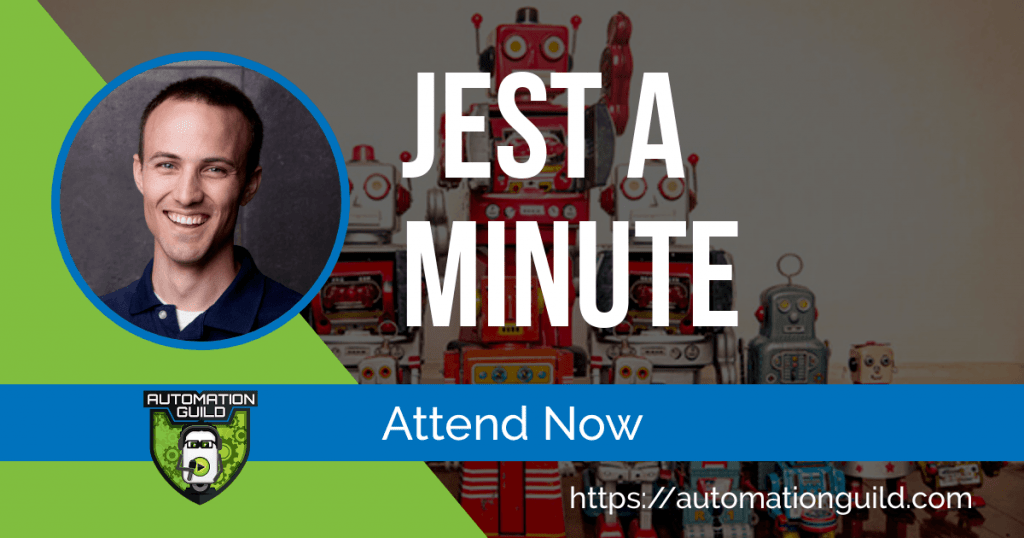 Test Automation with Jest