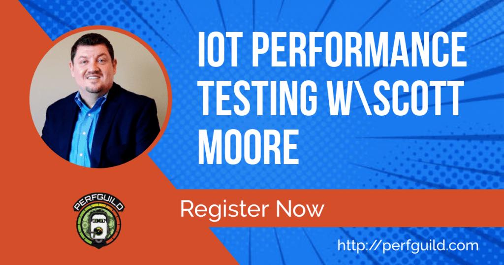 Scott Moore IoT Session