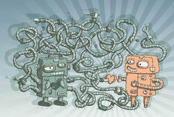 Robot Chaos