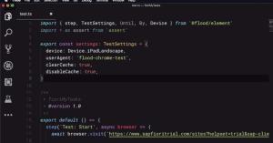 Typescript Element