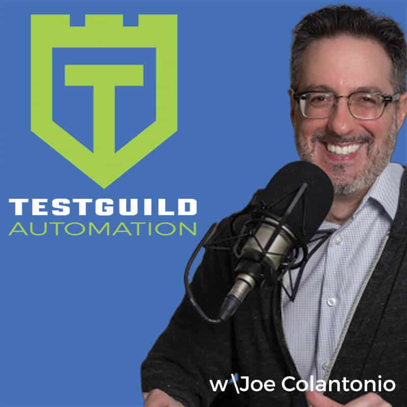 TestGuild Automation Podcast