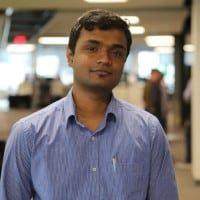 Keshav Vasudevan headshot