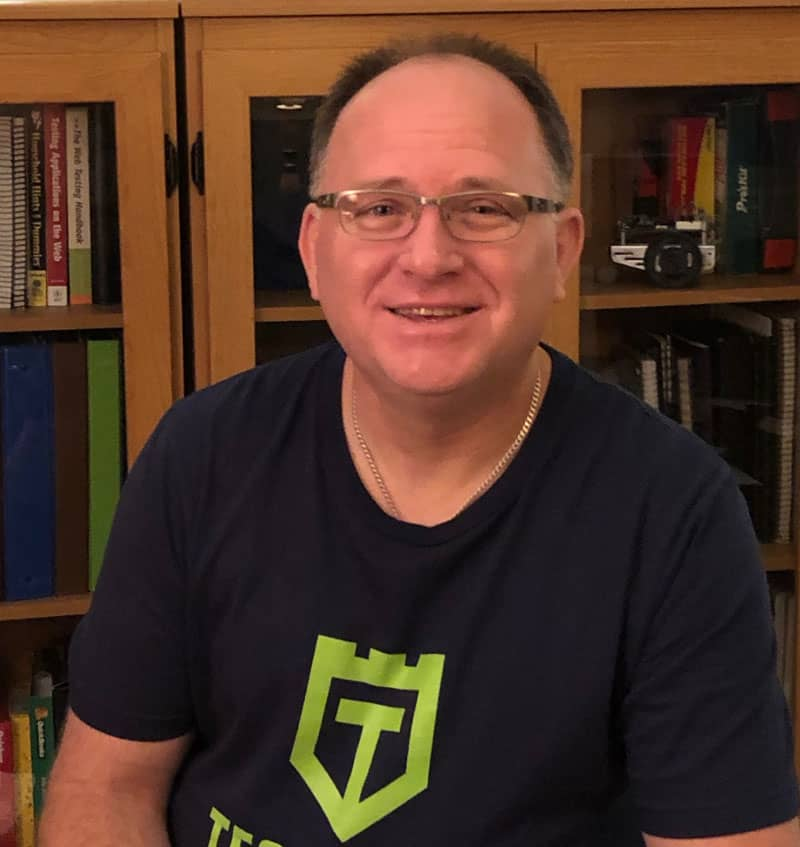 Greg Paskal TestGuild