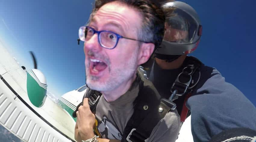 Joe Sky Dive