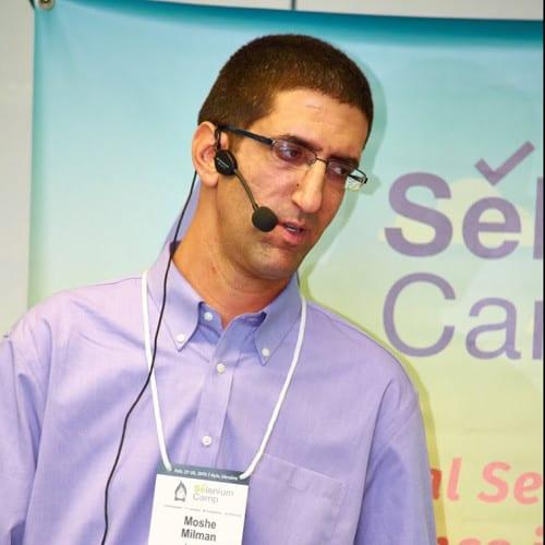 Moshe Milman Headshot