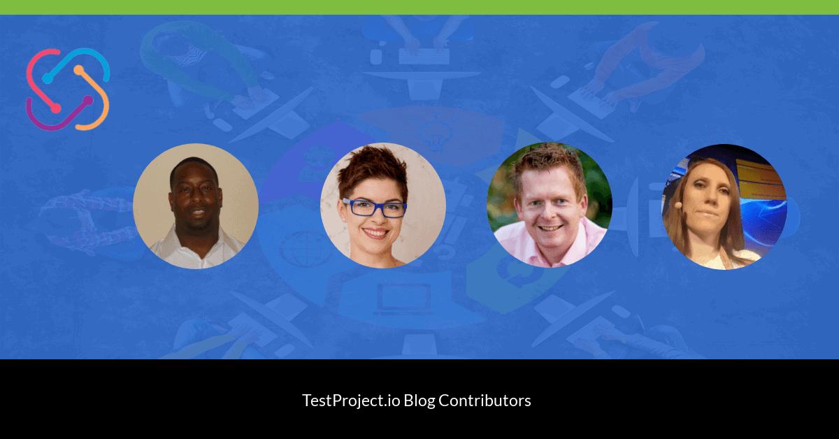 TestProject.io Blog Contributors