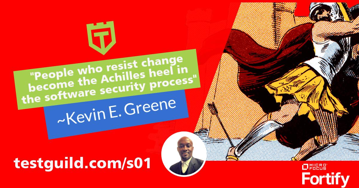 Kevin Greene Shift-left security