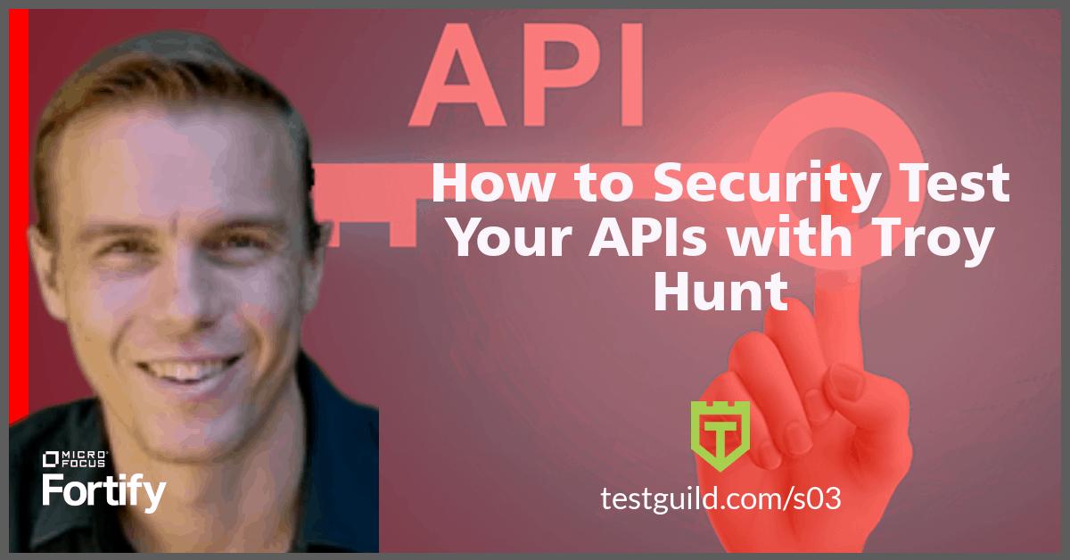 Troy Hunt API Feature