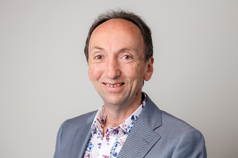 Paul McLean Headshot