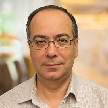 hasan Yasar Headshot