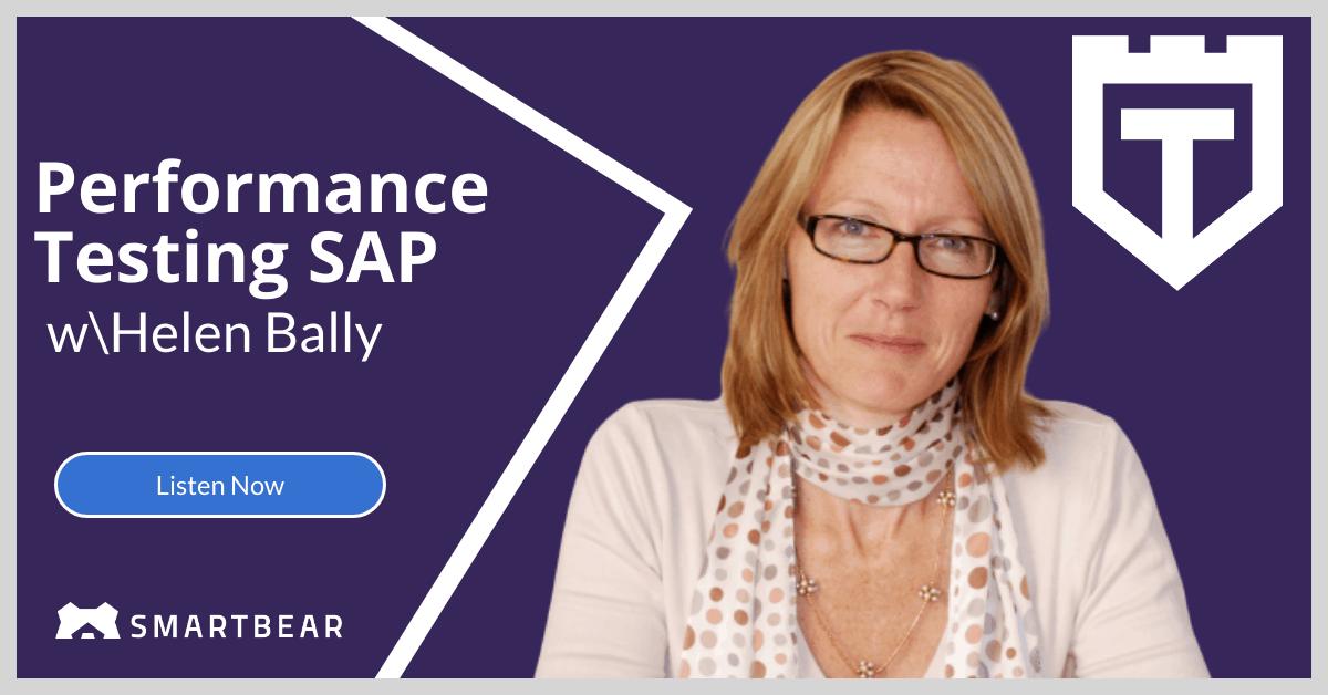 Performance Testing SAP