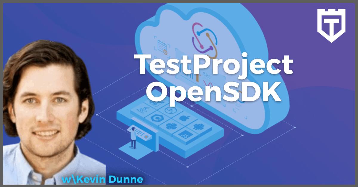 Kevin OpenSDK Promo