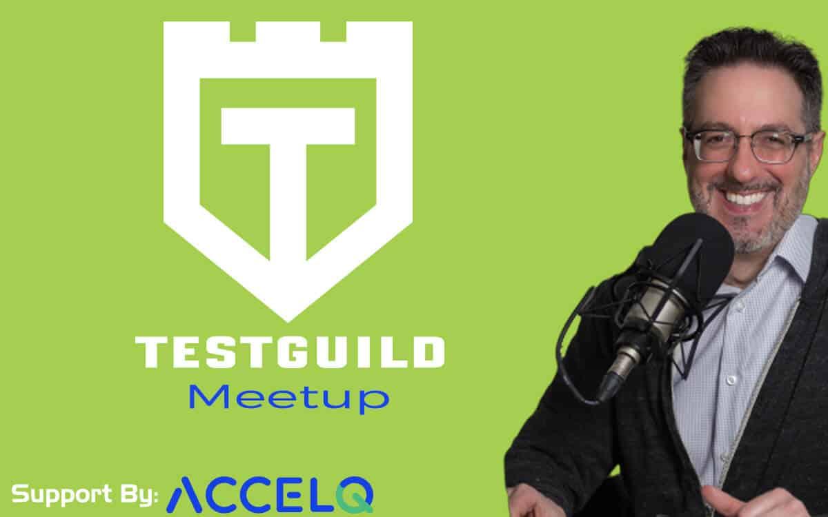 TestGuild Meetup Accelq