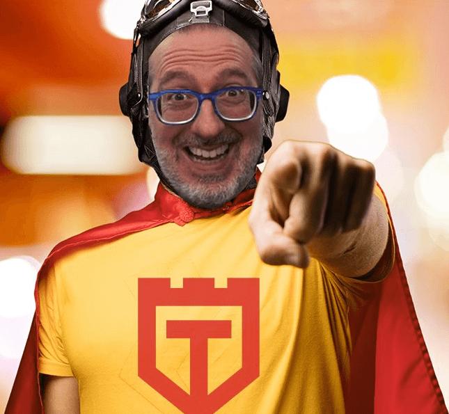 Joe Super Hero Point