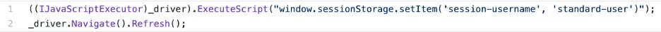 Execute Javascript Executor Code Example | TestGuild