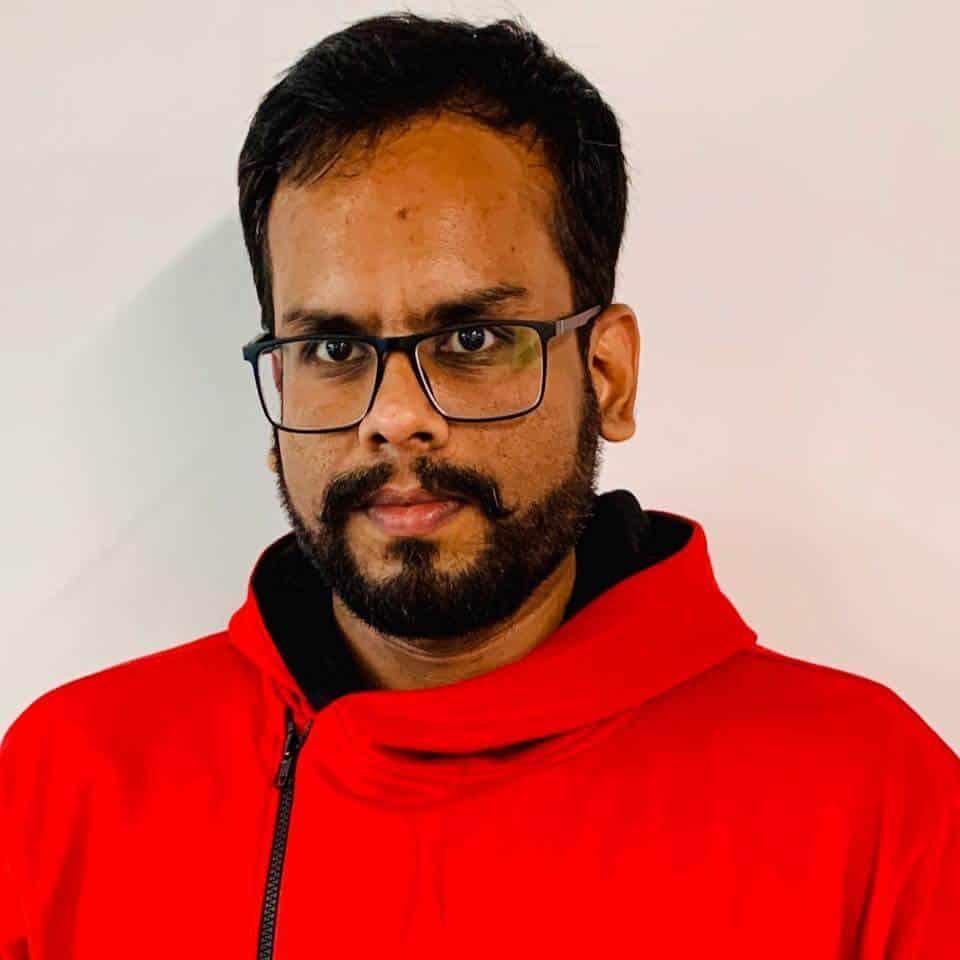 Rahul Solanki Headshot
